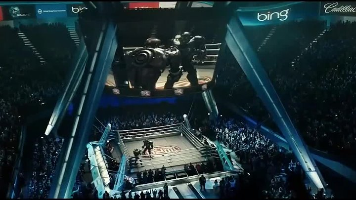 Real Steel Atom Vs Zeus. Final Fight. Movie Music Video