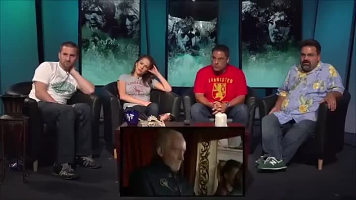 Game of Thrones 'Mountain and the Viper' Fight LIVE Reaction! (SPOILERS)
