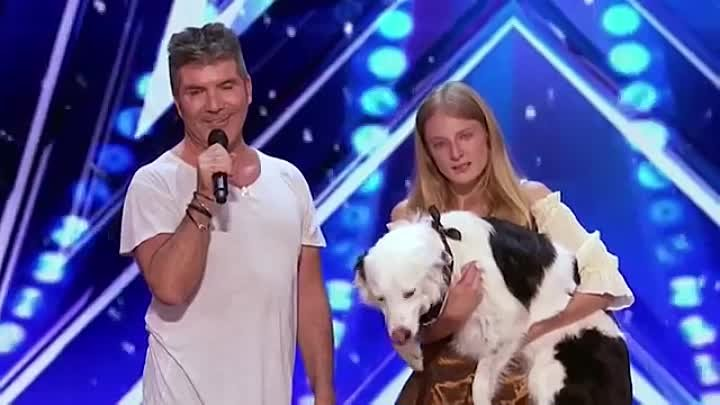 Simon Cowell's FAVOURITE Dog Auditions On Got Talent! _ Got Talent Global