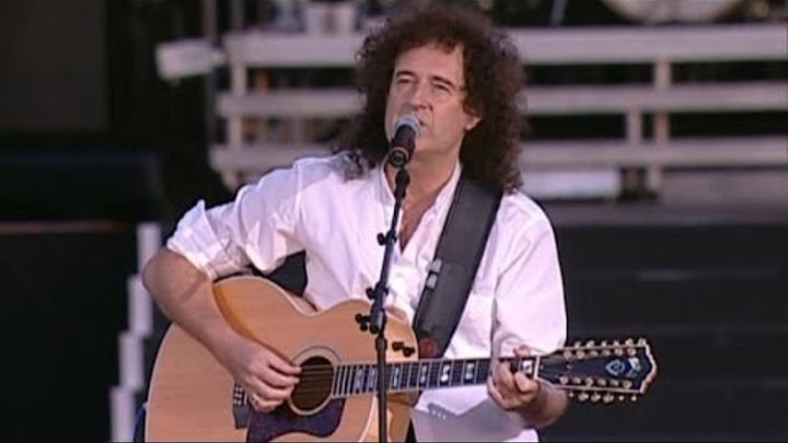 Queen + Paul Rodgers - Imagine (Live in Hyde Park)