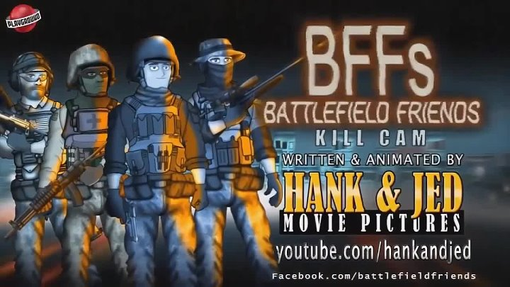 Друзья по Battlefield- Kill Cam (4 сезон 3 серия)