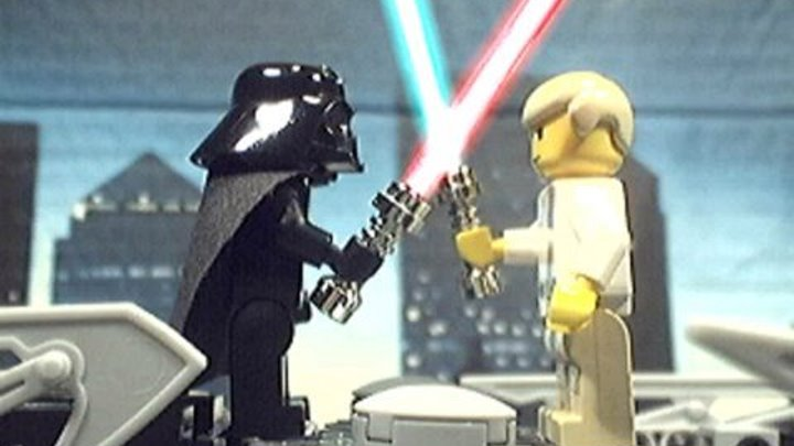 Lego Star Wars, Batman and Indiana Jones Movie