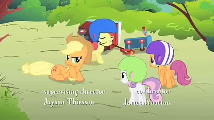 My Little Pony FiM: How Applejack got her Cutie Mark