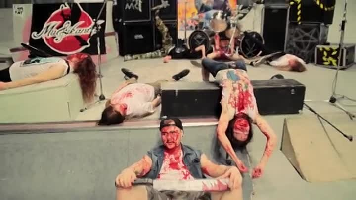 LOST SOCIETY - Terror Hungry (OFFICIAL VIDEO) (Thrash Metal)
