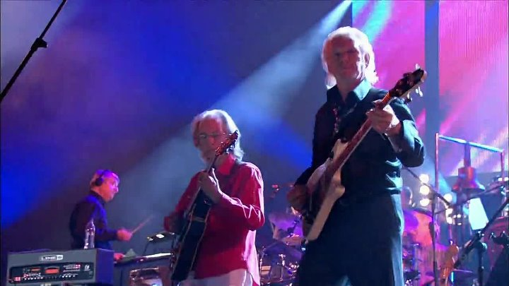 Yes - Owner Of A Lonely Heart - 2004 - Live HD - HD 720p - группа Рок Тусовка HD / Rock Party HD
