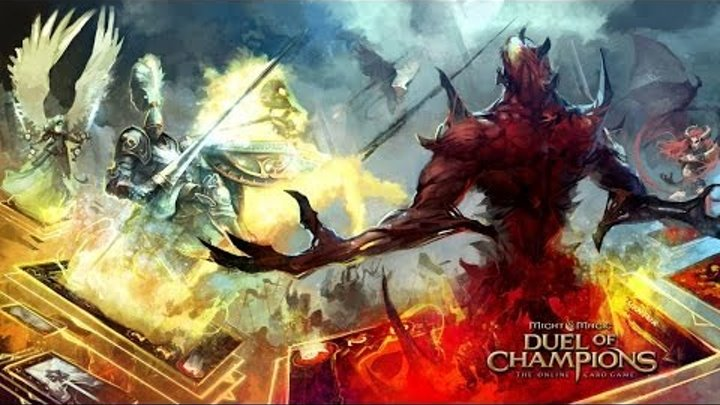 Might & Magic® Duel of Champions с Акантычем 2 сезон 5 серия щит против щита