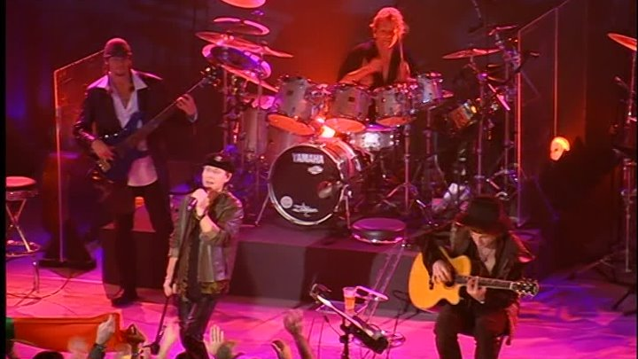 Scorpions-Under the Same Sun (From Acoustica)