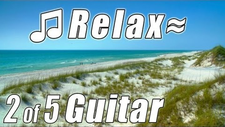 INSTRUMENTAL MUSIC Slow Acoustic GUITAR Solo #2 Soft Spanish Sleeping Songs  Soothing Playlist