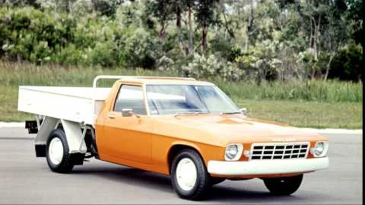 Holden One Tonner HQ '1971–74
