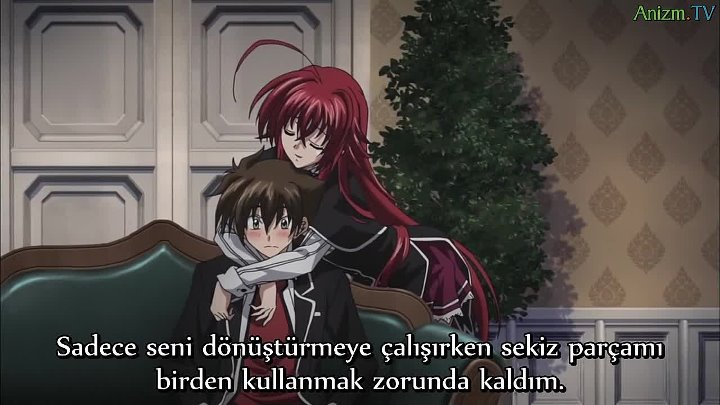 (Anisekai) High School DxD 05