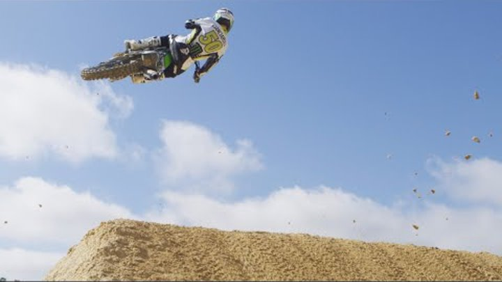 The Adam Cianciarulo Helicopter Shoot - Motocross Action Magazine