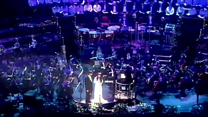 Sarah Brightman and Andrea Bocelli - Time to Say Goodbye