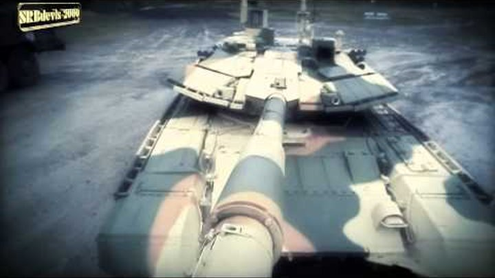 © 2012 | T-90MS TAGIL \ BMPT Terminator in ACTION | HD | Created by SRBdevis2000 | 1080p