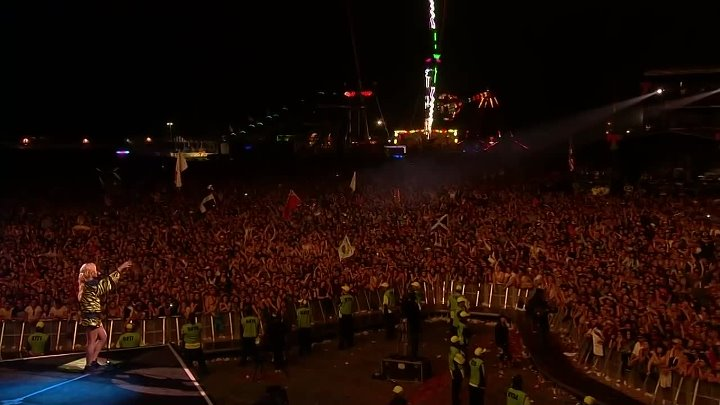 [1080p] Rihanna Live at T In The Park (What Now, Stay, Diamonds) 2013 Scotland Full HD