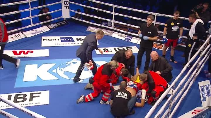 Serghei Morari(Moldova) vs Psemislav Zimnicki(Poland) full video of fight.
