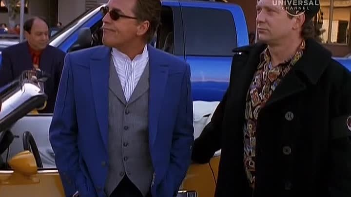 Детектив Нэш Бриджес (сериал) / Nash Bridges [1996] (s04.e15)