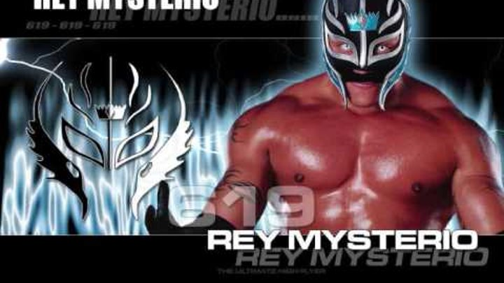 Rey mysterio Entrance Music 2012(with video)