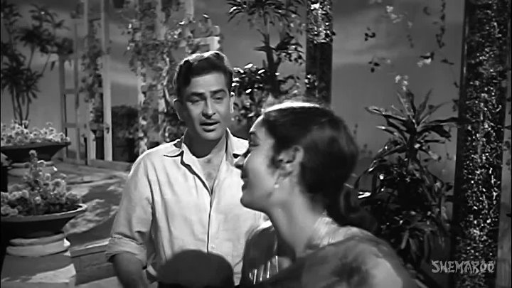 Dil Ki Nazar - Raj Kapoor - Nutan - Anari - Lata Mangeshkar - Evergreen Hindi Songs