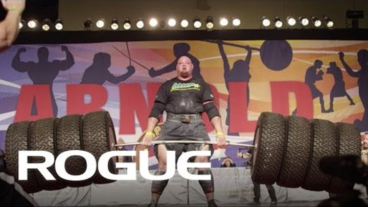 The 2015 Arnold Strongman Classic — The Winner's Circle