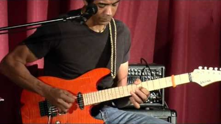 Greg Howe -- Kick it all Over | The best version on youtube | Full HD