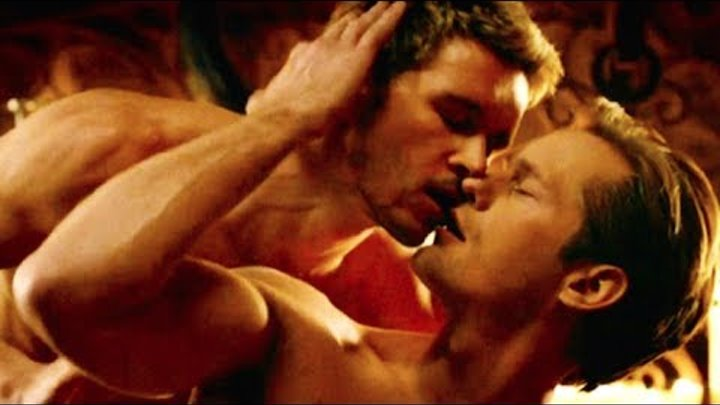 True Blood's Gay Sex Scene with Jason and Eric