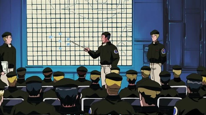 Legend Of Galactic Heroes Gaiden Spiral Labyrinth 05 - Central Anime [82d5307f] (1)-1
