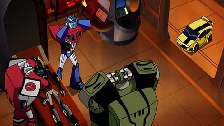 1.01-03. Трансформеры (сериал) / Transformers: Animated [2007]