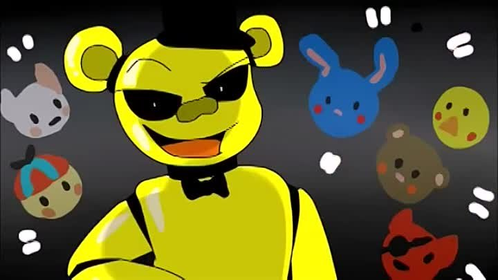 "FNAF 3 ""Just Gold"" animation (Finished)"