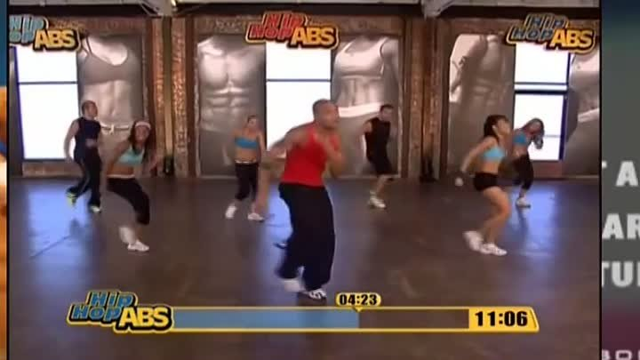 Hip Hop Abs Workout Full Video - Hip Hop Abs Shaun T Fat Burning Cardio For Beginners