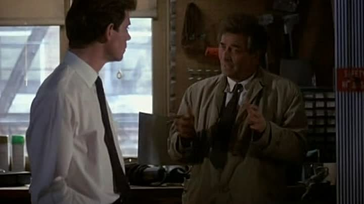 46. Коломбо идёт на гильотину (Columbo Goes to the Guillotine) 1989