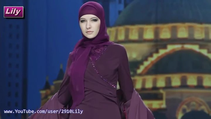 Дом моды «Firdaws» Медни Кадыровой! _ Fashion house of Ramzan Kadyrov's wife!