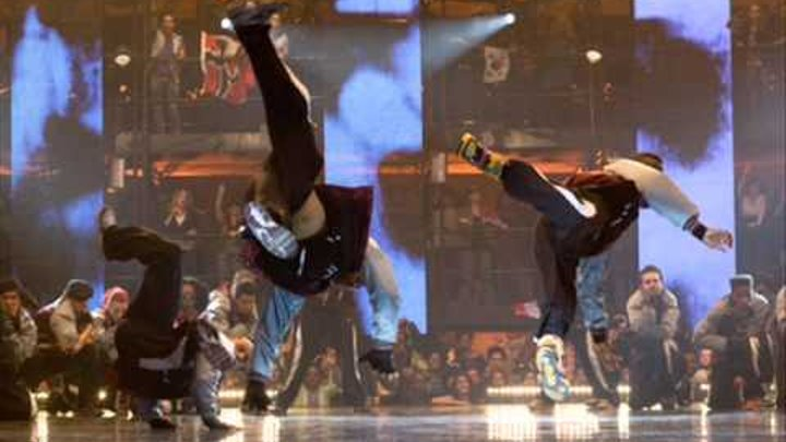 Step up 3d. SoundTrack Dj Frank E Ft Dada Life & Tiesto - Squeeze It.