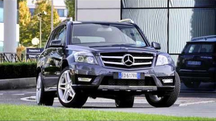 Mercedes Benz GLK 220 CDI 4MATIC AMG Sport Package X204 '2009–12
