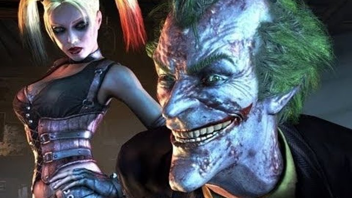 Batman: Arkham City - Official Gameplay Trailer - This Ain't No Place for a Hero