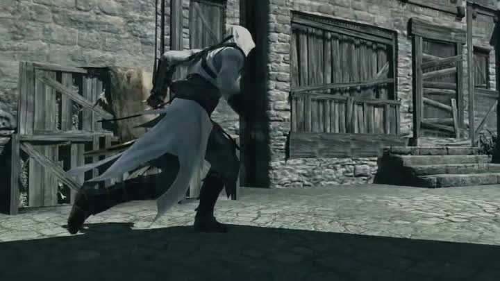 Assassin's Creed Music Video - Whispers In The Dark By Skillet