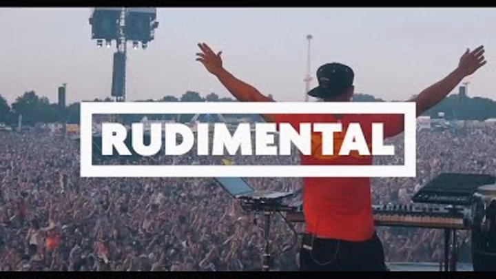 Rudimental & Ed Sheeran 'Bloodstream' (Tour Video)