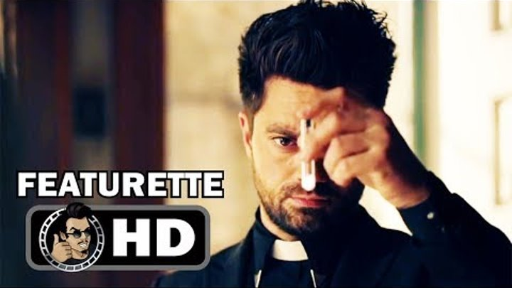 "PREACHER Season 3 Official Featurette ""Greetings From Set"" (HD) Dominic Cooper AMC Series"