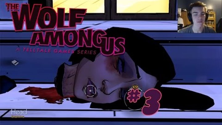 My Lover is Dead?! : The Wolf Among Us | Episode 1 Part 3