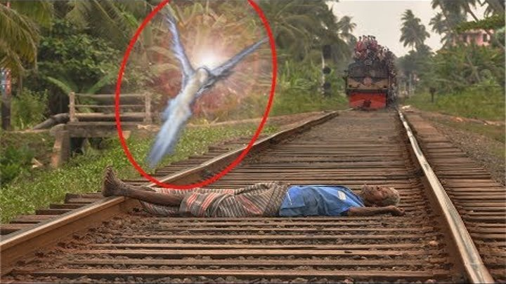 5 ANGELS CAUGHT ON CAMERA & SPOTTED IN REAL LIFE