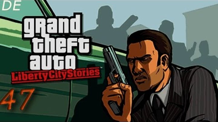 "Прохождение GTA LCS Liberty City Stories часть 47 - 9 ""Ярдов"""