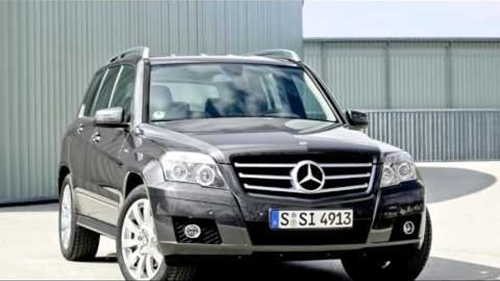 Mercedes Benz GLK 220 CDI 4MATIC Sport Package X204 '2009–12