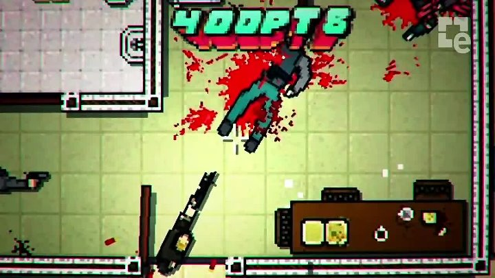 Hotline Miami 2_ Wrong Number - New Gameplay Trailer