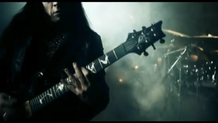 Cradle of Filth-Frost on her pillow