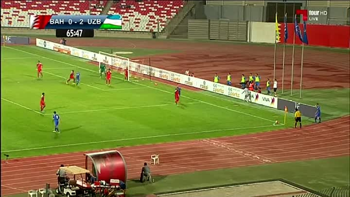 ★ BAHRAIN 0-4 UZBEKISTAN ★ 2018 FIFA World Cup Qualifiers - All Goals ★