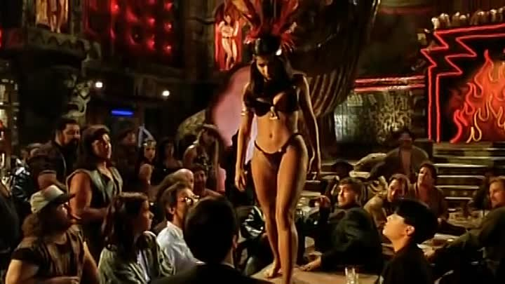Salma Hayek Table Dance - From Dusk Till Dawn