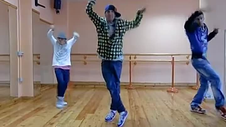 ENRICO DE MARCO -- Lonely HIP HOP NEW STYLE DANCE 2010 / 2011