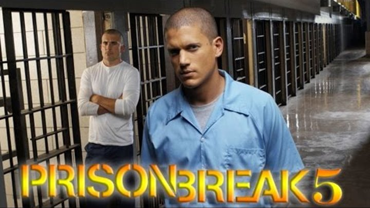 Побег 5 сезон 1 серия / Дата выхода / Prison Break Season 5 Episode 1 6 trailer трейлер / ИНФОРМ 27