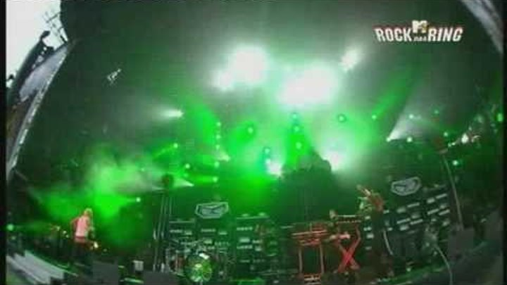 The Prodigy - Omen [HD] [Live@MTV Rock am Ring 2009 ]
