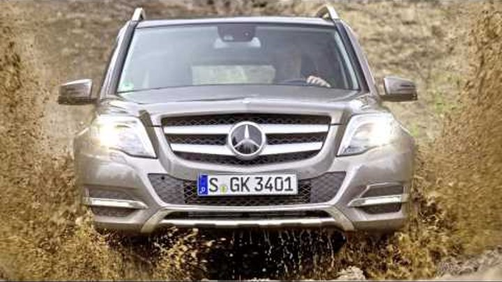Mercedes Benz GLK 220 CDI 4MATIC BlueEFFICIENCY X204 '2012–15
