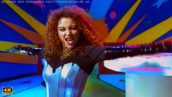 2 Unlimited - No Limit (1993)2160 4K UHD